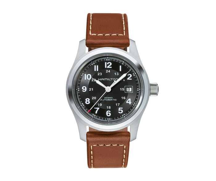 Khaki Field 42mm Automatic 80H
