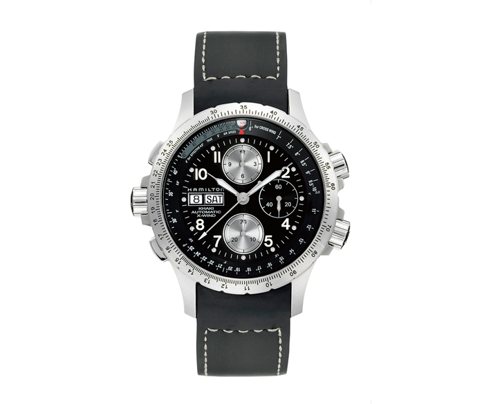 Khaki Aviation X-Wind Automatic Chronograph 60H
