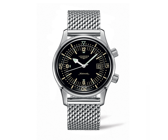 Longines Legend Diver Watch