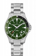 Khaki Navy Scuba Green Automatic 80H
