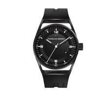 Porsche Design 1919 Datetimer Series 1 Black & Rubber