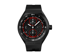 Porsche Design HAU Monobloc Actuator 24 H Chronotimer Limited Edition
