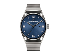 Porsche Design HAU 1919 Datetimer Blue