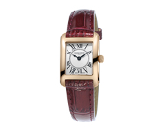 Frederique Constant Carrée Ladies