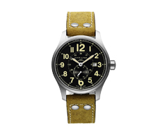 Khaki Field Officer 44mm Automatic 80H