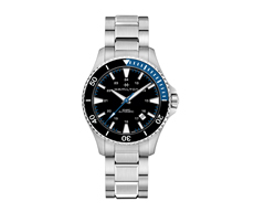 Khaki Navy Scuba Black/Blue Automatic 80H