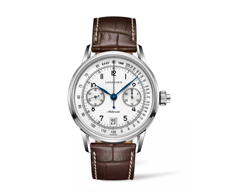 Longines Heritage Column-Wheel Single Push-Pice Chronograph