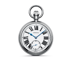 Longines Railroad Pocket Watch