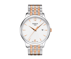 Tissot Herrenarmbanduhr Tradition